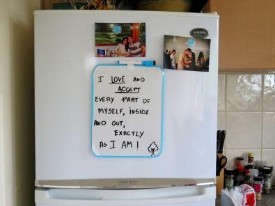 Nosso quadro de recados, cada semana uma mensagem inspiradora.