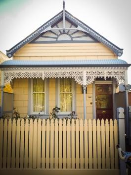 Port Melbourne e suas casinhas charmosas!