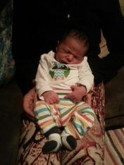 Lucas baby!